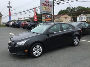 2014 Chevrolet Cruze 1LT    FREE 1 YEAR PREMIUM WARRANTY INCLUDE