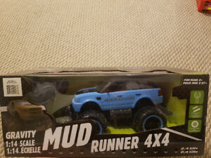 Mud Runner Remote Control Vehicle