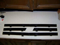 Winter Grille Inserts for S10