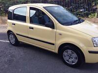 57 Fiat Panda 1.3 DIESEL M/Jet , 5 dr, £30 yr Tax , Full Service History , Bright Yellow ,