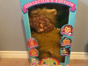Wizard of OZ Lion Doll