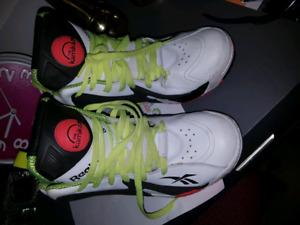 7 Reebox pump basketball shoe