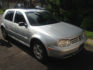 2002 VW Golf Safetied and E-Tested!