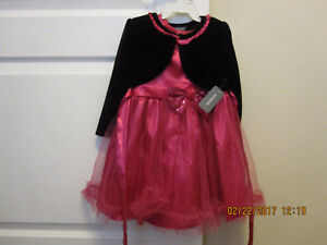 Brand New Baby Girl Dress - Size: 2T