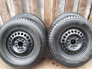 winter rims & tires