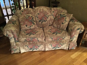 MUST SELL NOW! Couch and Loveseat