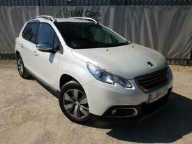 image for 2014 Peugeot 2008 1.2 ALLURE 5d 82 BHP Hatchback Petrol Manual