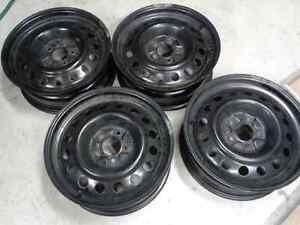 FORD ESCAPE STEEL WHEELS