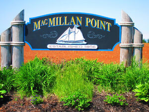 Lot 28a MacMillan Point Waterfront lot for sale near Chartown