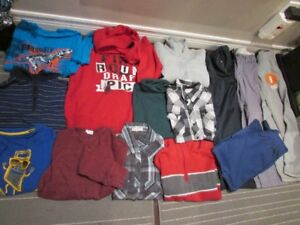 REDUCED! Lot2 Boys age 7 winter cloths! All 14= $12/$0.85each