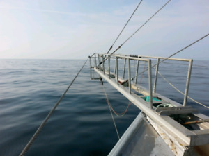 Commercial Fishing licenses for sale
