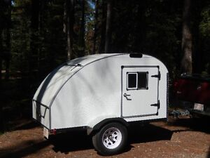 Hand crafted Teardrop trailers made in Alberta. Strathcona County Edmonton Area image 3