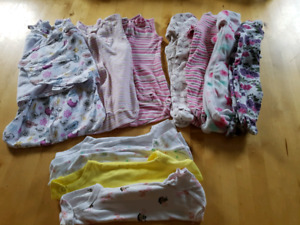 3-6 months, girls clothing, lot 3 sa