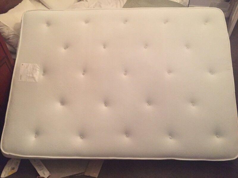 Double mattress - pocket sprung