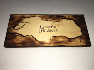 Game of Thrones Charcuterie Board