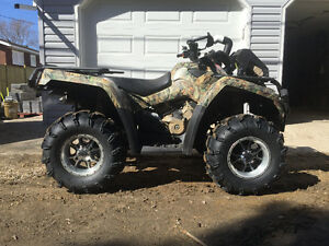 2008 can am 500 outlander