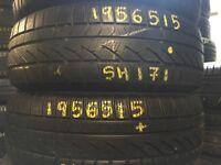Tyre shop 185/55/15 195/55/15 195/50/15 205/50/15 205/65/15 205/60/15 TYRES TIRES PART WORN