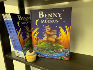 Benny and the Muckus Children's Book