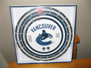 Canuck's fan who likes to play crib