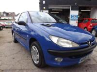 Peugeot 206 2003 1.4 automatic