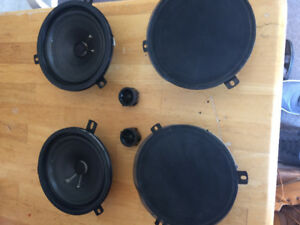 "Great price on used ""INFINITY"" Six Speaker ""Component "" System"