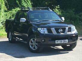 Nissan Navara 2.5 dCi Platinum Double Cab Pickup 4dr DIESEL MANUAL 2009/58