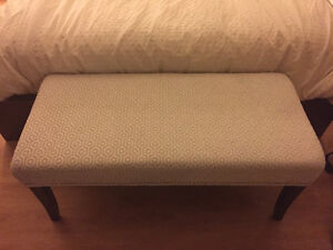 Accent Chair Odoman or Window Seat