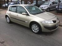 2006/06 Renault Megane 1.6 VVT Dynamique SAVE £200 NOW £1995