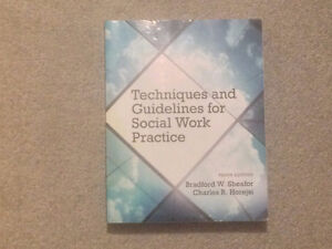 1st & 2nd Year Social Service Worker Textbooks For Sale