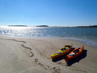 Sea Kayaking Adventure (Instruction & Equip. included)