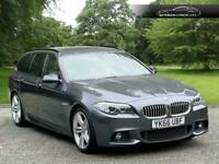 2016 BMW 5 Series 3.0 530D M SPORT TOURING 5d 255 BHP Estate Diesel Automatic