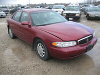 2004 BUICK CENTURY FOR PARTS @ PICNSAVE WOODSTOCK