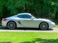 *£333 per month* 2009 Porsche Cayman S 3.4 MANUAL ***FULL S/H + MASSIVE SPEC***