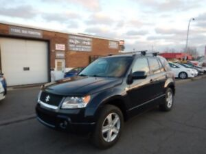 SUZUKI GRAND VITARA 2008 AUTOMATIQUE 4*4 LIMITED