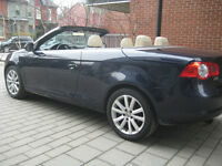 2007 Volkswagen Eos Convertible 2.0L Turbo, Amazing Condition