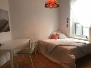 SUBLET APARTMENT GUY CONCORDIA  (DOWNTOWN)  1 bedroom available