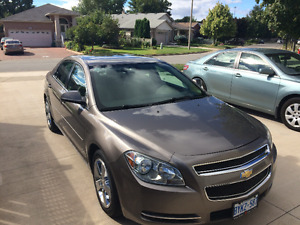 2011 Chevrolet Malibu LT Platinum saftey and emissions Leather