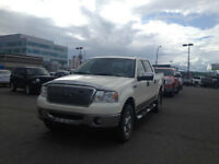 2007 Ford F150 crew cab Lariat *** Save $4000.** Pearl White ***