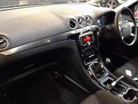 2014 FORD S MAX 1.6 TDCi Titanium 5dr [Start Stop] MPV 7 Seats
