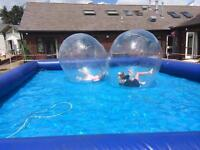 Water Zorb ready to start business.