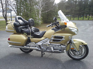 2006 Goldwing ABS Low Km's