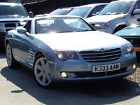 CHRYSLER CROSSFIRE 3.2 V6 Roadster Convertible Automatic Petrol 2006 (56)