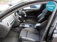 2012 AUDI A4 2.0 TDI 177 Black Edition 5dr Avant