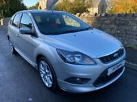 FORD FOCUS 1.8 ZETEC S 47589 MILES ONE OWNER AND FULL FORD SERVICE HISTORY