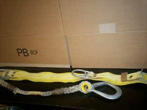 Ceinture de sécurité Inco Miller 2NA Safety Belt.