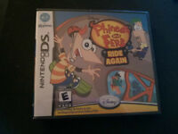 Brand New - Phineas and Ferb Ride again DS Game