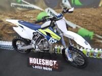 Husqvarna TC 85 Motocross Bike (Small wheel)