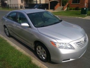 Toyota camry 2008 LE, superbe condition