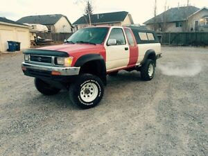 1993 Toyota Pickup SR5 V6 5 Speed 4X4