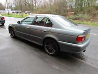 BMW 5 SERIES 525D SE, Green, Manual, Diesel, 2003 FULL LEATHER INTERIOR
